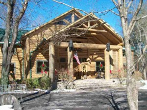 Townsend, TN - Dancing Bear Lodge & Restaurant