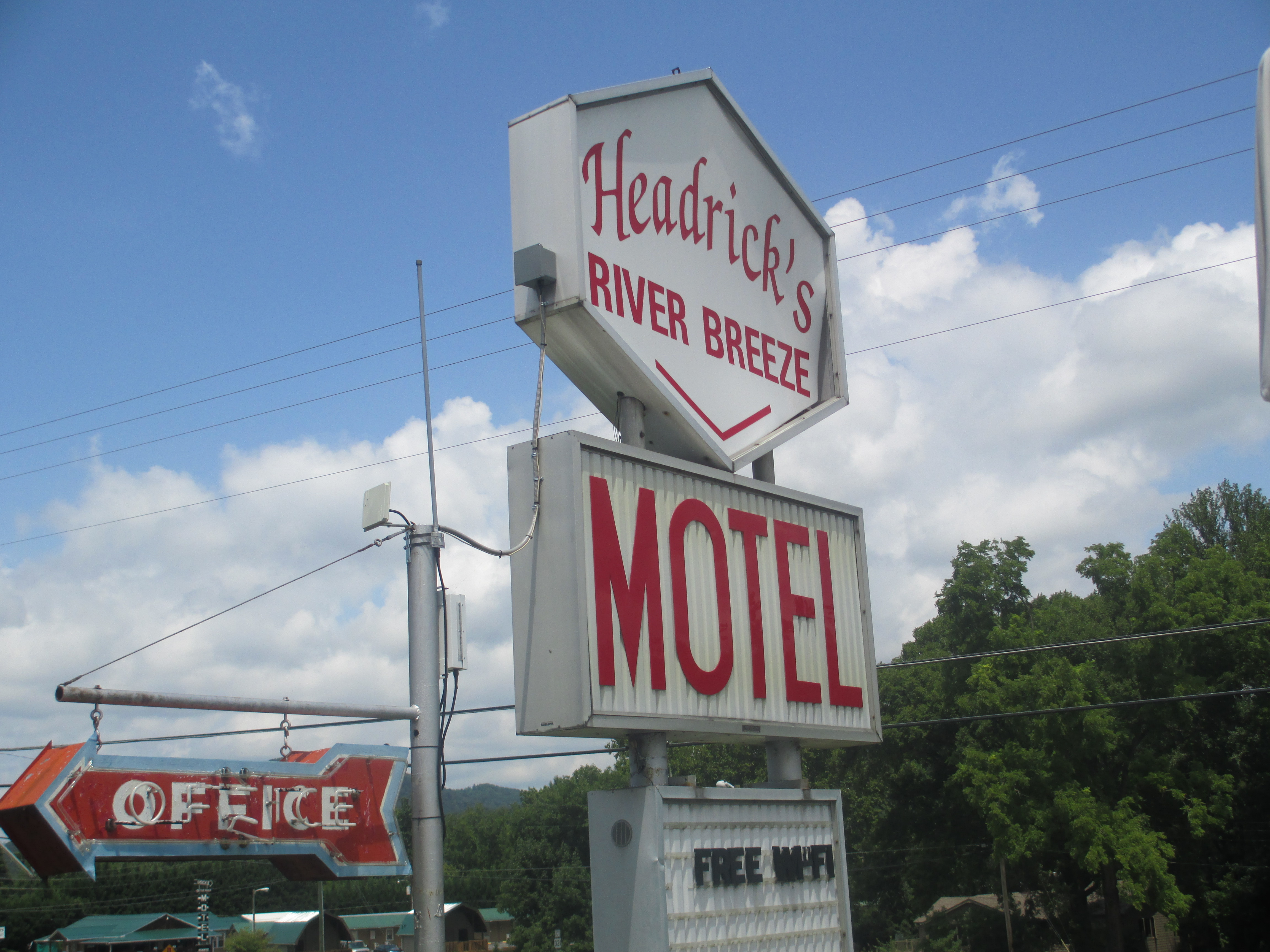 Headrick S River Breeze Motel Townsend Tn