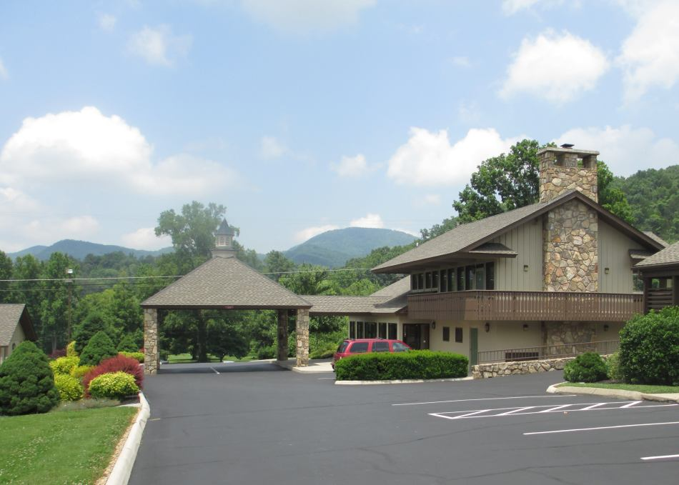 Hotels Townsend Talley Ho Inn Tn Lodging