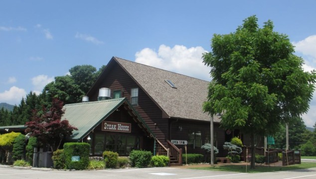 Townsend restaurant - Trailhead Steak & Trout House