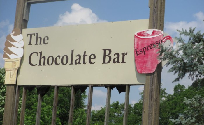 Chocolate Bar of Townsend
